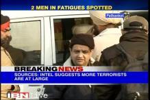 Suspicious men in army uniform seen near Tibri military station in Gurdaspur