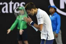 Djokovic beats Simon in five-set thriller to enter Australian Open quarters