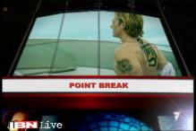 Now Showing: Rajeev Masand reviews 'Point Break'
