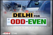 Delhi government's odd-even formula decongests roads but has no big effect on pollution