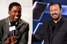 Ricky Gervais urges host Chris Rock to do some 'serious damage' at Oscars 2016