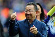 Leicester City's ascent a boon for its Thai owner's business