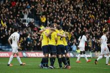 Swansea ousted in 1st big FA Cup shock, Chelsea register easy win
