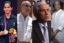 Vinod Rai, Saina Nehwal, Rajinikanth, Anupam Kher get Padma awards