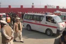 Armed gunmen storm Bacha Khan University in Pakistan, many dead
