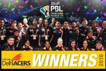 Delhi Acers beat Mumbai Rockets to clinch maiden Premier Badminton League title