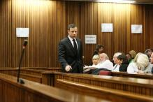 Oscar Pistorius files papers to appeal his murder conviction