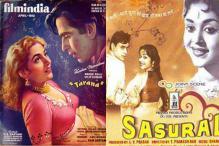 Tarana', 'Superman', 'Sasural' and other old-gold Bollywood films on special 2016 calendar