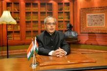 Full text: President Pranab Mukherjee's address to the nation ahead of 67th Republic Day