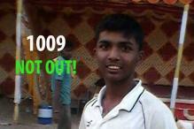 Wonder boy Pranav Dhanawade gets Mumbai Cricket Association's scholarship for five years