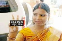 JDU MLA's husband, who was freed from lockup by mob, arrested again