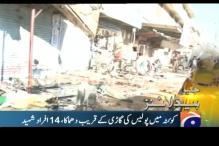 Pakistan: 15 dead in blast in Quetta