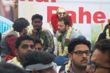 Rohith suicide: Rahul joins protest, says a young life full of dreams was cut short