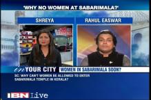SC questions banning entry of woman at Sabarimala temple