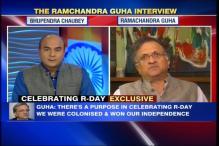 India still maturing, says historian Ramachandra Guha