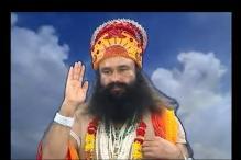 Dera chief Gurmeet Ram Rahim dresses up as lord Vishnu, sparks fresh row