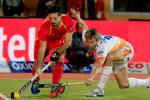 HIL 2017, Ranchi Rays vs Delhi Waveriders: As It Happened