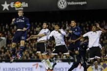 La Liga: Benitez's Real Madrid stumble again in 2-2 draw at Valencia