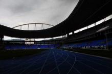Rio Olympic track stadium goes dark due to unpaid bills