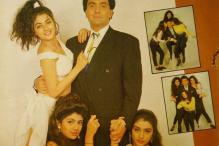 Snapshot: Rishi Kapoor relives his 'golden' era through old magazine covers featuring him with his leading ladies