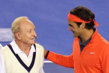 Words of support from Rod Laver are motivating: Federer