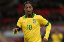 Ronaldinho and Romario to play in Brazil's All-Star team in Vietnam