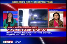Boy dies after falling in school's septic tank, principal says he was hyperactive