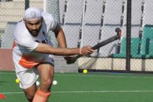 Sandeep's strike guides valiant Ranchi to win at Hockey India League