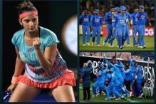 India Day in Melbourne - cricketers, Sania Mirza rule Australia
