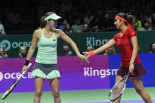 Sania Mirza-Martina Hingis in Brisbane International Final