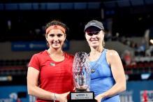 Sania Mirza-Martina Hingis clinch Brisbane International title