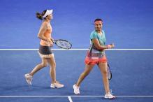 Sania-Hingis win 13th title, stretch winning run to 40