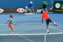 Australian Open: After women's double title, Sania Mirza loses mixed-doubles semis