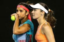 Sania, Hingis make winning start at Indian Wells