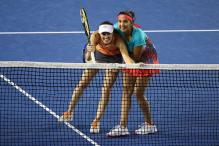 Sania-Hingis clinch a hat-trick of Grand Slams with Australian Open win