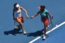 Sania Mirza-Martina Hingis storm into Australian Open semis