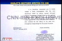 Sanjit Meitei's mother calls for CBI probe after Manipur cops 'confession' on fake encounter