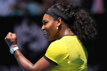 Looking good for her 22nd Grand Slam, Serena Williams just wants to have fun