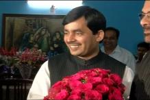 BJP leader Shahnawaz Hussain receives threat letter from Islamic State