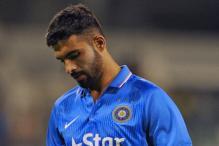 Fast bowler Barinder Sran in line for ODI debut against Australia