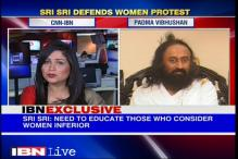Award wapsi an insult to the country: Sri Sri Ravi Shankar