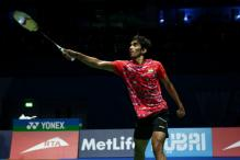Kashyap ousted, Srikanth enters semi-finals at Syed Modi badminton