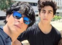 Watch: Aryan Khan covers 'Fan' anthem on guitar for his father