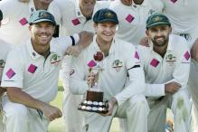 Challenge for Australia is to win abroad, says captain Steven Smith