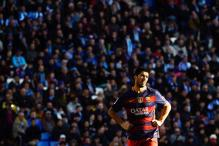 Barcelona appeal rejected against Suarez two-match ban