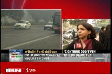 Extension is part of our recommendation to the court: CSE on odd-even policy