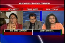 Heat on Sule for saree comment, is light-hearted banter or reality?