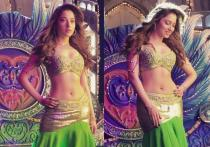 Tamannaah Bhatia reveals her new look in special song 'Bachelor Babu' on Instagram