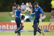James Taylor ton spearheads massive England warm-up win