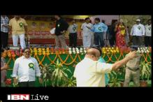 TDP MP cocks a snook at the law, inaugurates cockfighting event in Andhra Pradesh